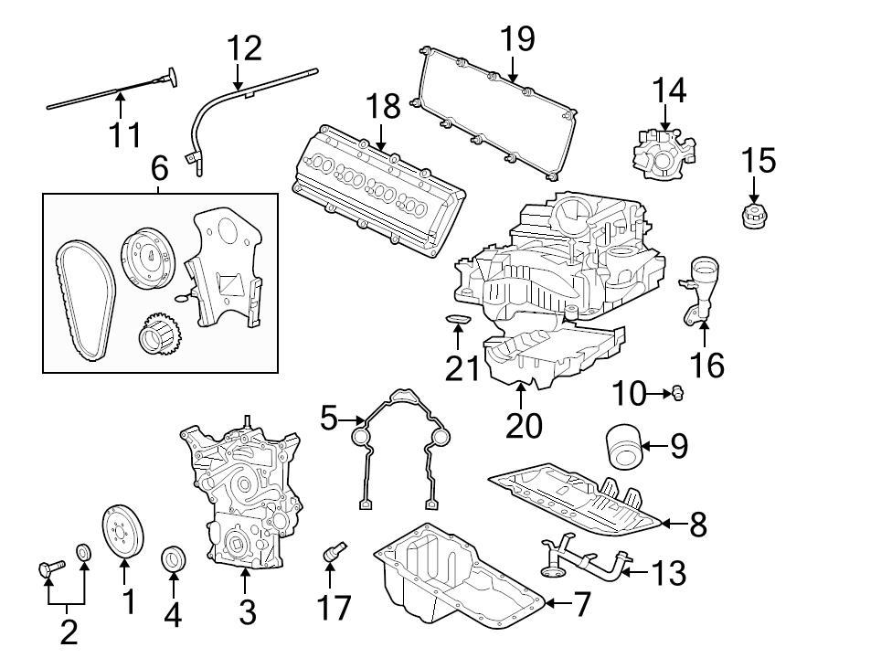 Service Manual 2007 Chrysler Aspen Intake Manifold Gasket