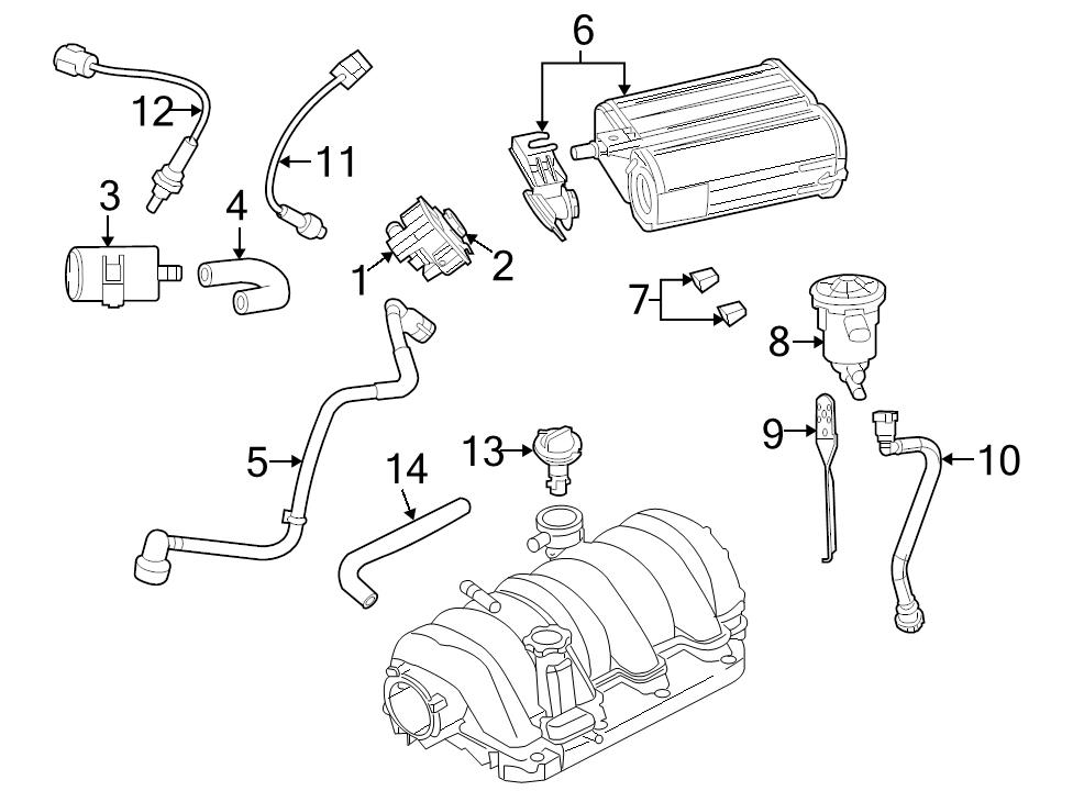 Ford Aerostar Engine Diagram