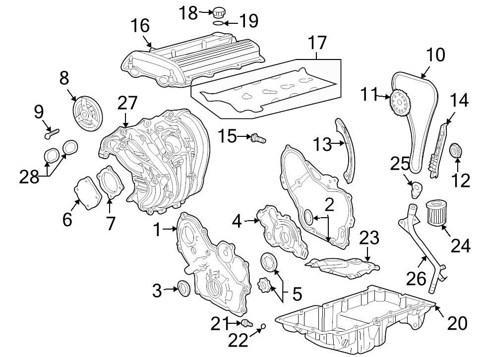 2002 Oldsmobile Alero Engine Diagram Timing