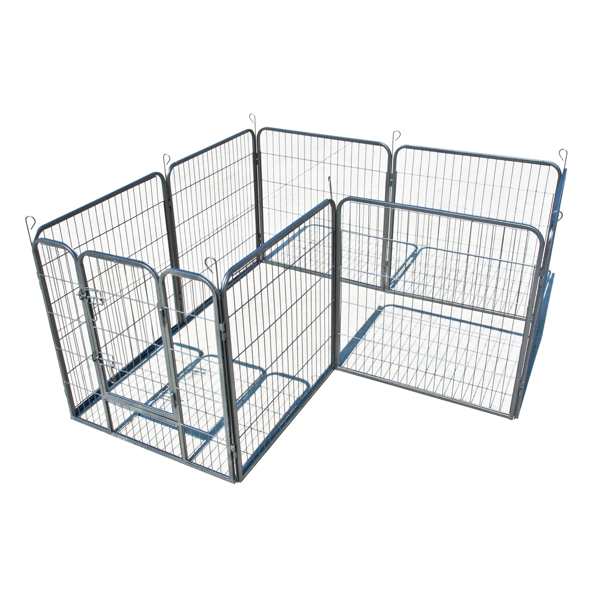 Large Heavy Duty 8 Panel 32 Quot Cage Pet Dog Cat Barrier