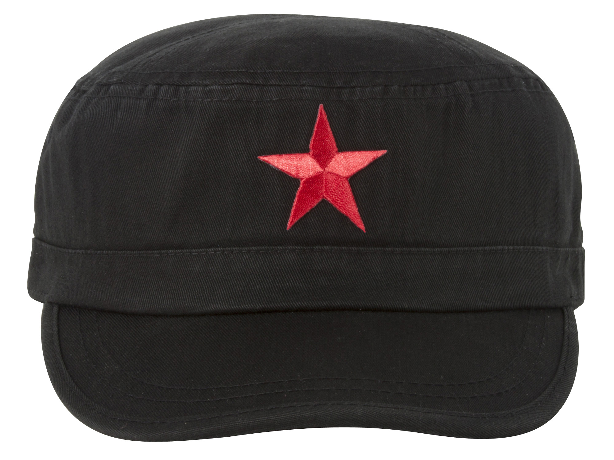 New-Army-Cadet-Adjustable-Hat-w-Red-Star thumbnail 3