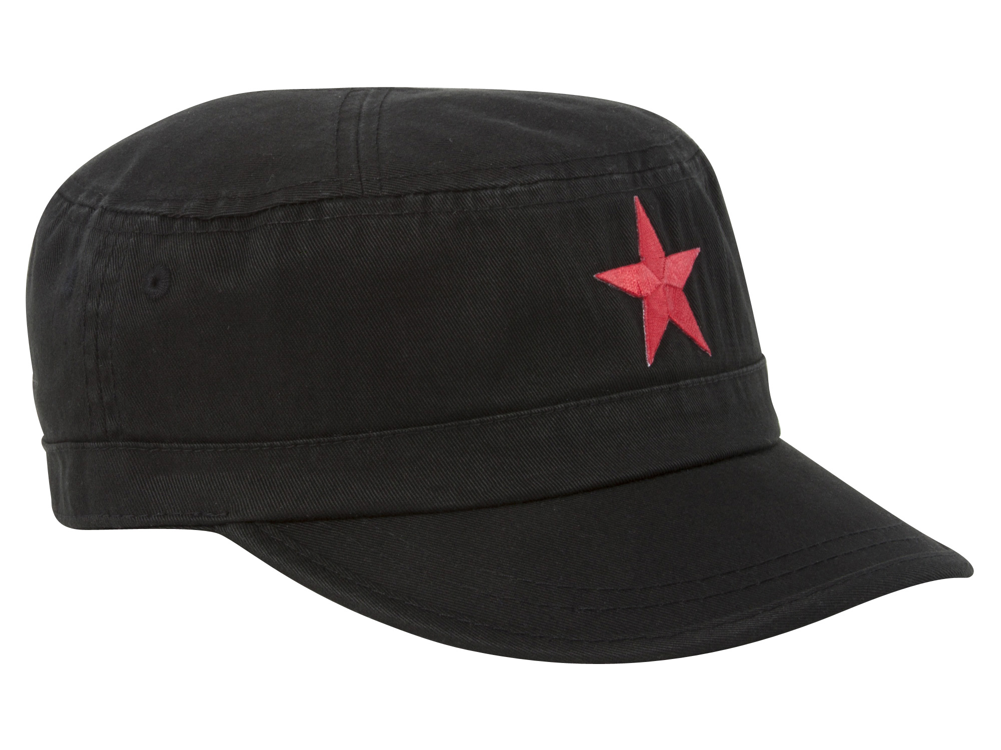 New-Army-Cadet-Adjustable-Hat-w-Red-Star thumbnail 4