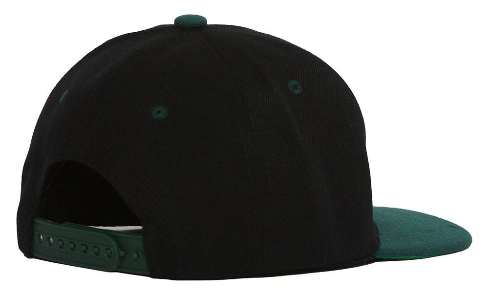 Youth-Blank-Two-Tone-Snapback-Hat thumbnail 6