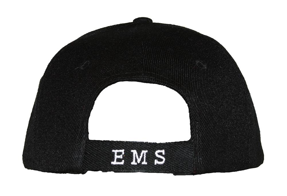 Deluxe-Style-EMS-Emergency-Medical-Service-Paramedics-Hat-Different-Colors thumbnail 7