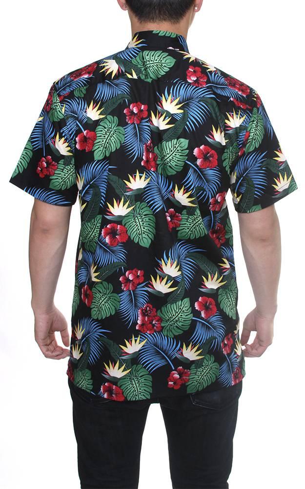 Gravity-Threads-Hawaiian-Tropical-Fashion-Dress-Shirt thumbnail 12