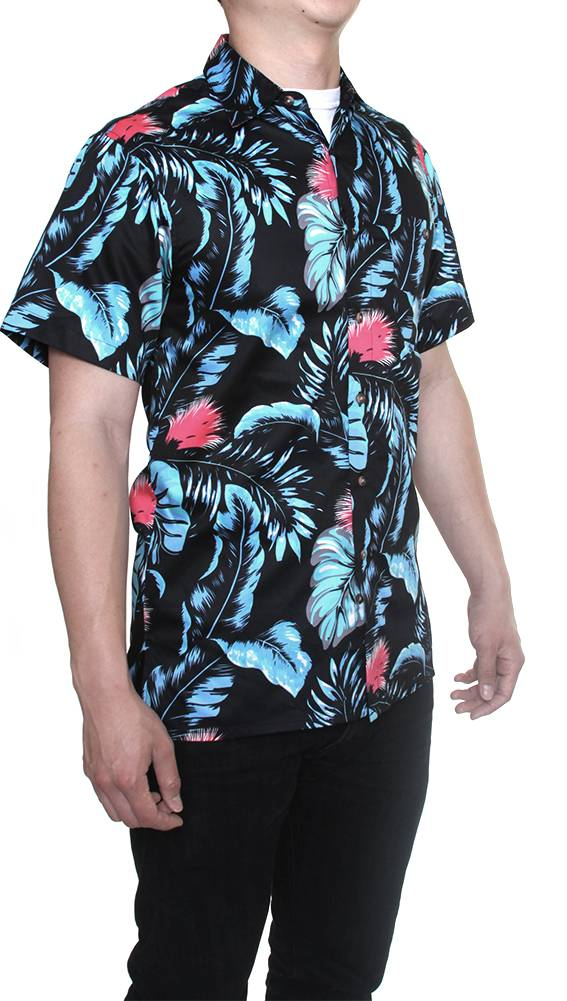 Gravity-Threads-Hawaiian-Tropical-Fashion-Dress-Shirt thumbnail 5