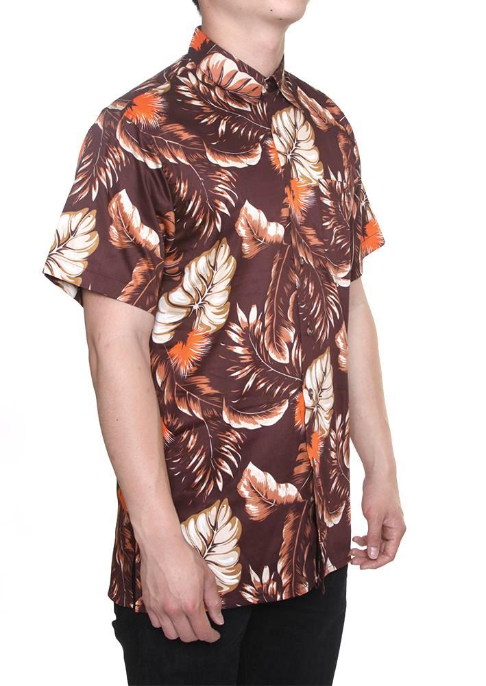 Gravity-Threads-Hawaiian-Tropical-Fashion-Dress-Shirt thumbnail 14
