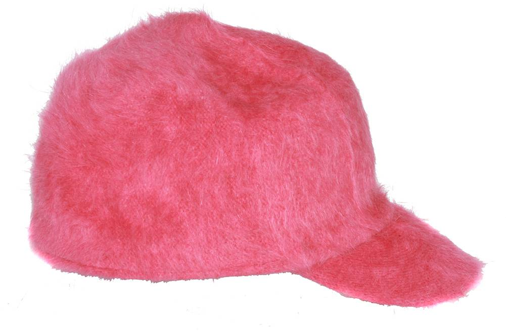 Ladies-Faux-Fur-Military-Cadet-Style-Hat