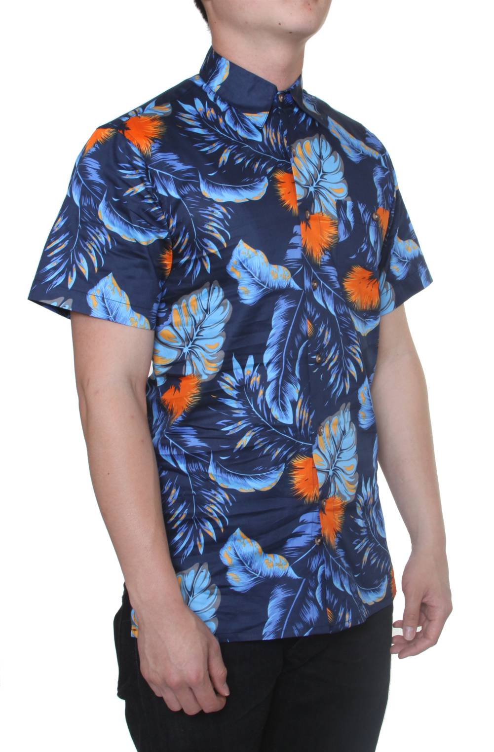 Gravity-Threads-Hawaiian-Tropical-Fashion-Dress-Shirt thumbnail 20