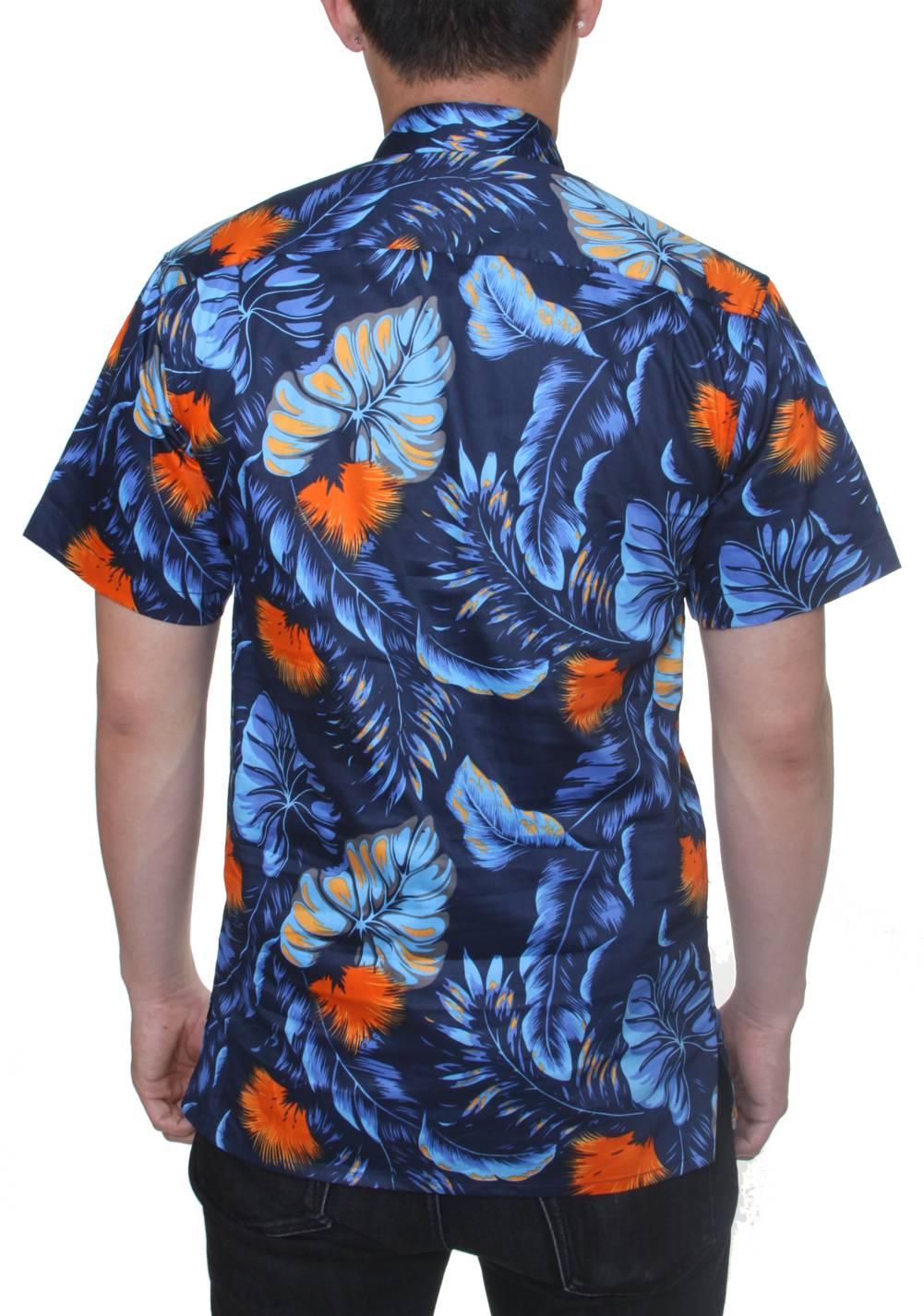 Gravity-Threads-Hawaiian-Tropical-Fashion-Dress-Shirt thumbnail 21