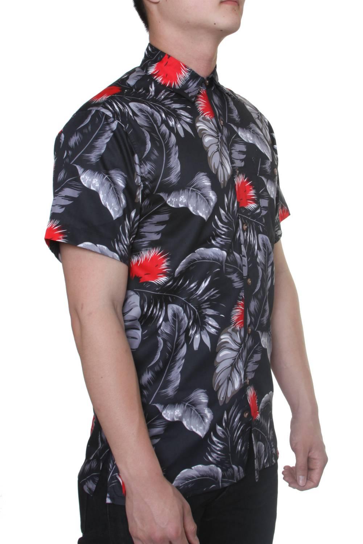 Gravity-Threads-Hawaiian-Tropical-Fashion-Dress-Shirt thumbnail 8