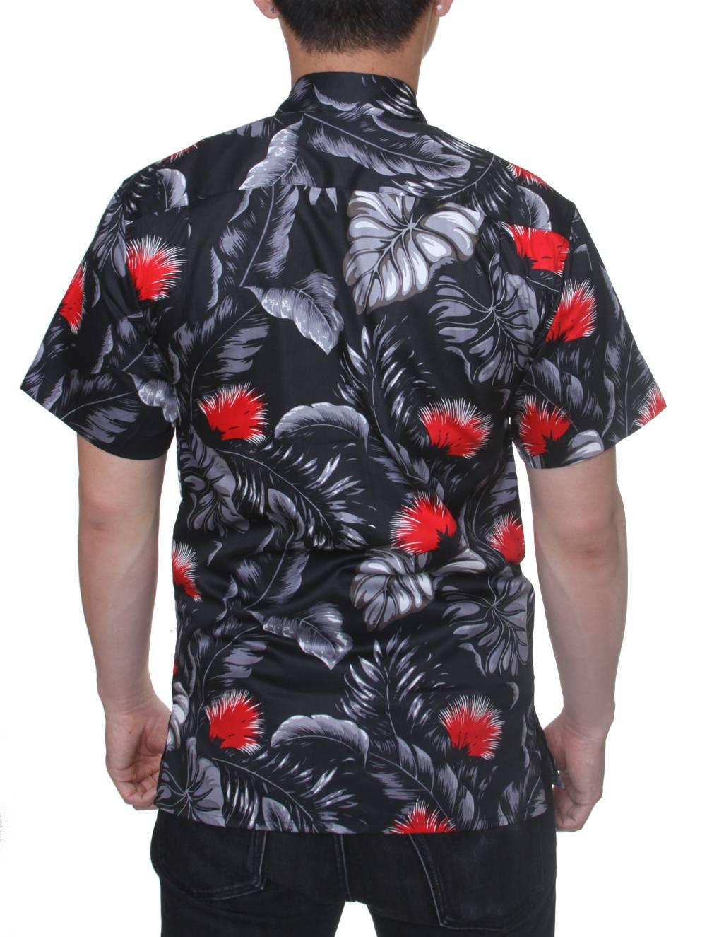 Gravity-Threads-Hawaiian-Tropical-Fashion-Dress-Shirt thumbnail 9