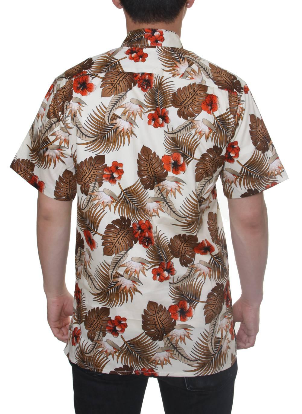 Gravity-Threads-Hawaiian-Tropical-Fashion-Dress-Shirt thumbnail 18