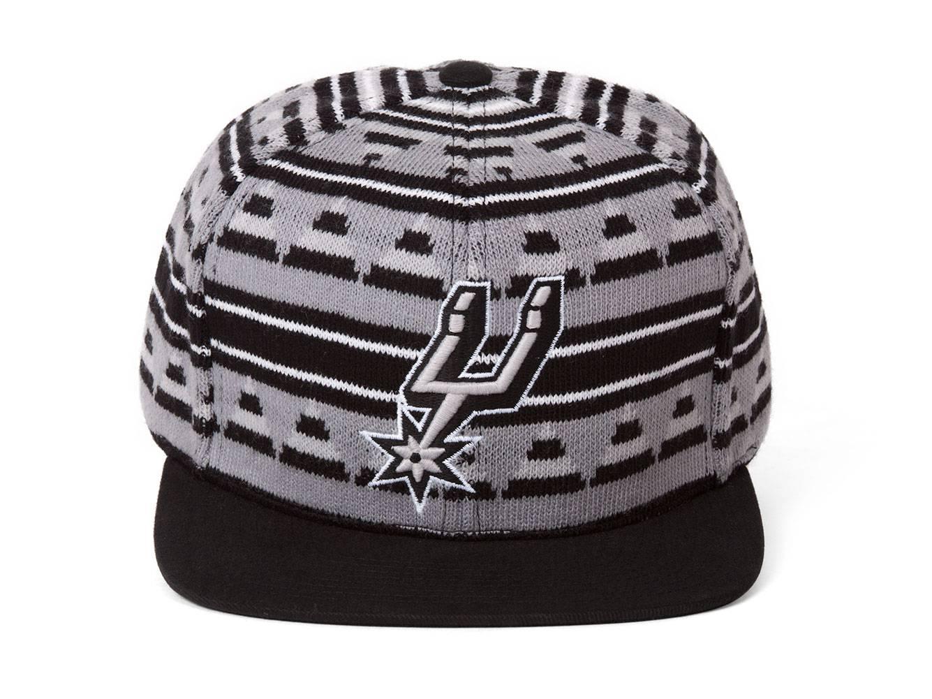 premium selection 4d3cd cfd2c Mitchell   Ness Men s NBA Mixtec Snapback Hat - San Antonio Spurs