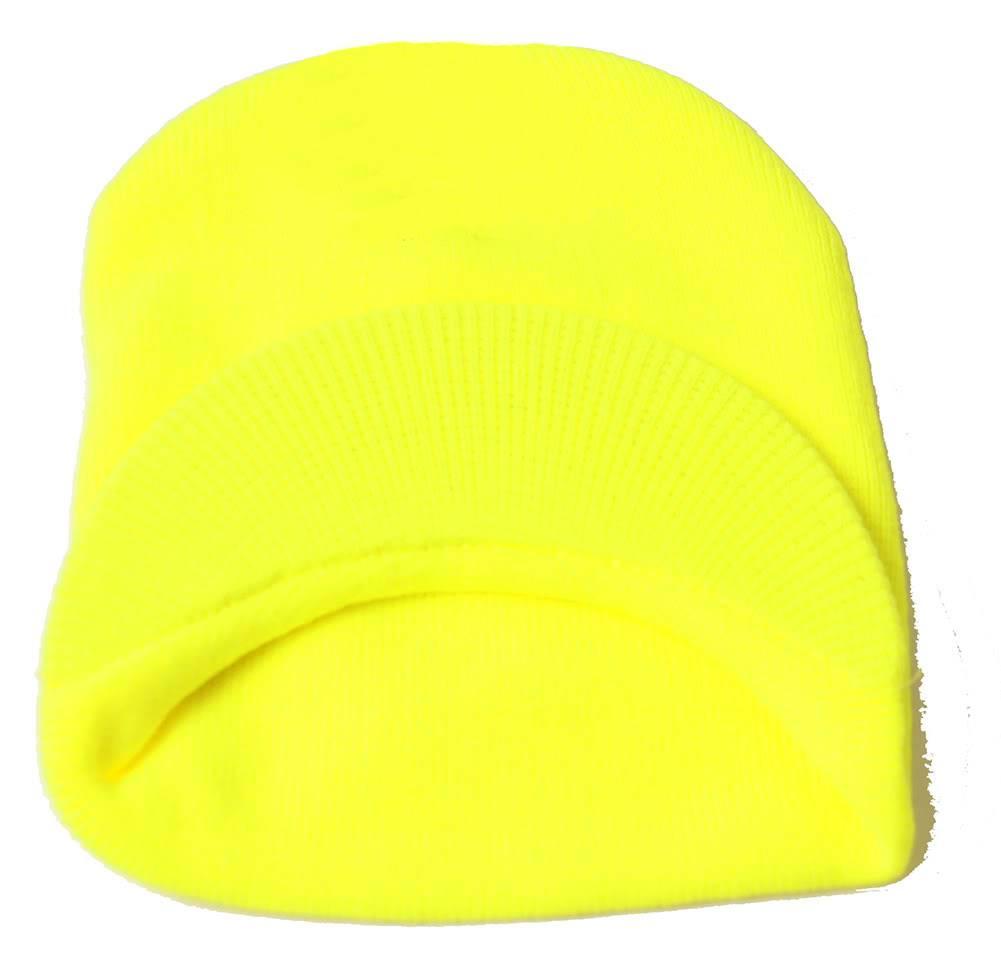 TopHeadwear-Cuffless-Beanie-Cap-with-Visor thumbnail 27