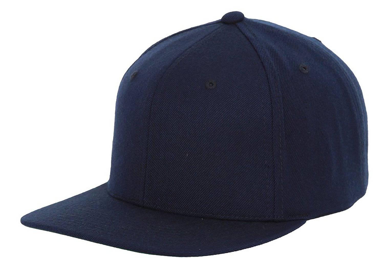 Blank-Vintage-Retro-Baseball-Snap-Back-Hat-Cap-Various-Colors thumbnail 9