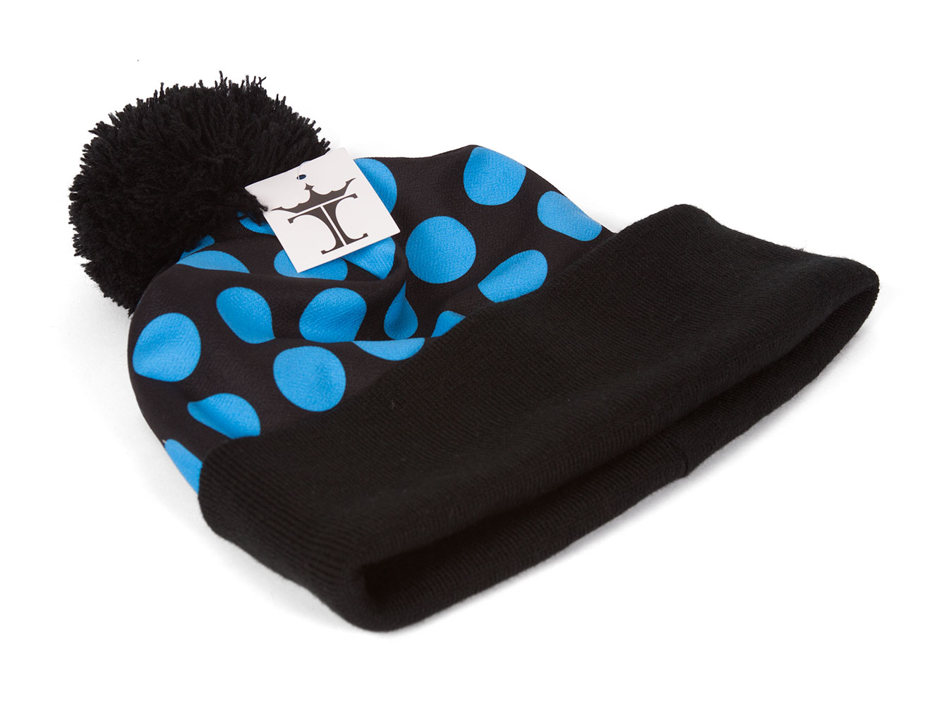 Winter-Unisex-Sublimation-Cuffed-Beanie-w-Pom