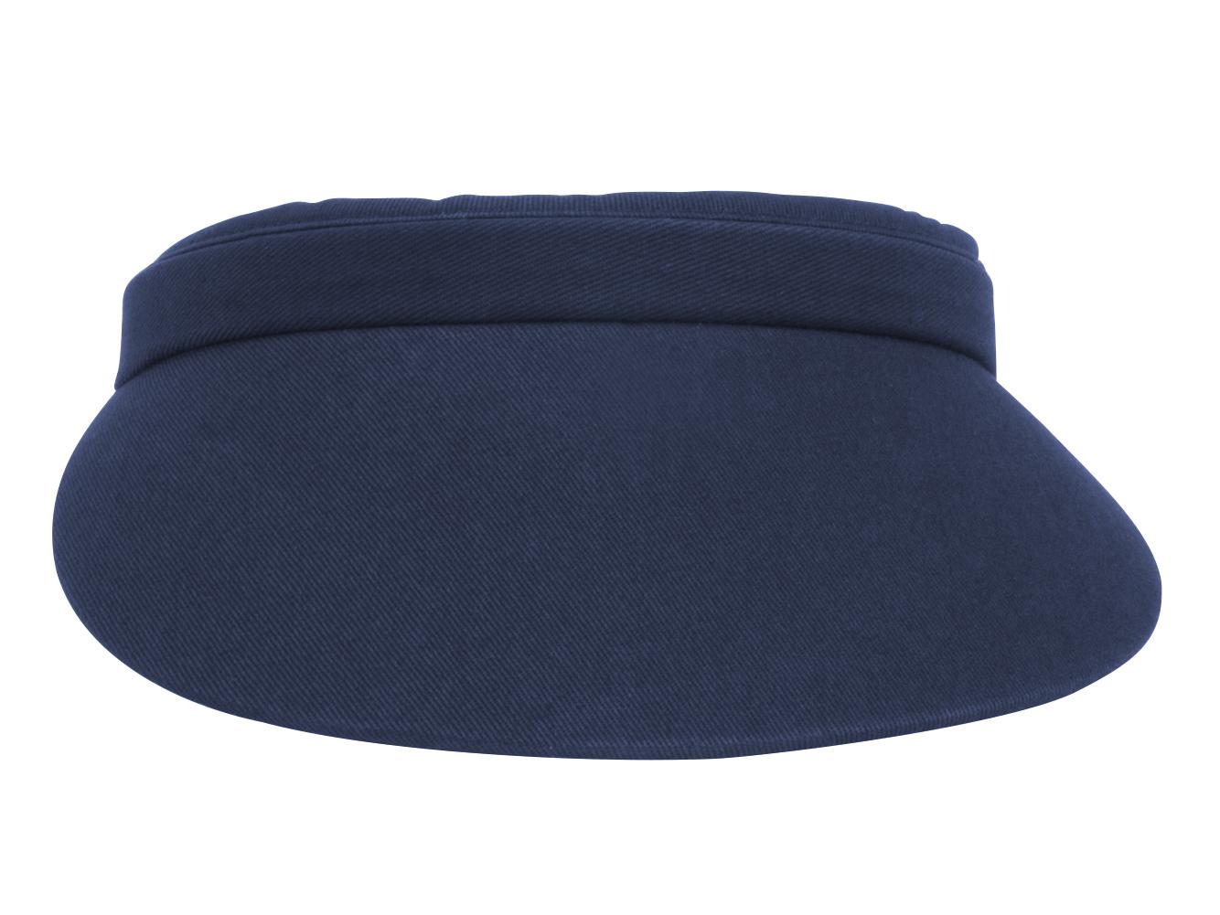 Top-Headwear-Cotton-Outdoor-Clip-On-Visor thumbnail 9