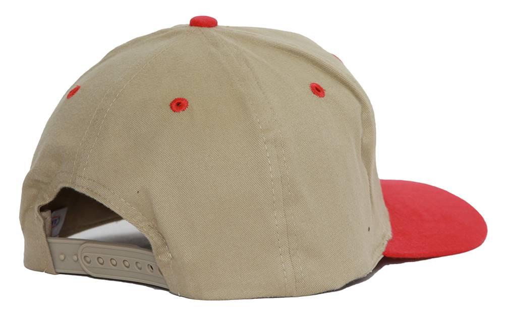 Blank-Vintage-Retro-Baseball-Snap-Back-Hat-Cap-Various-Colors thumbnail 7