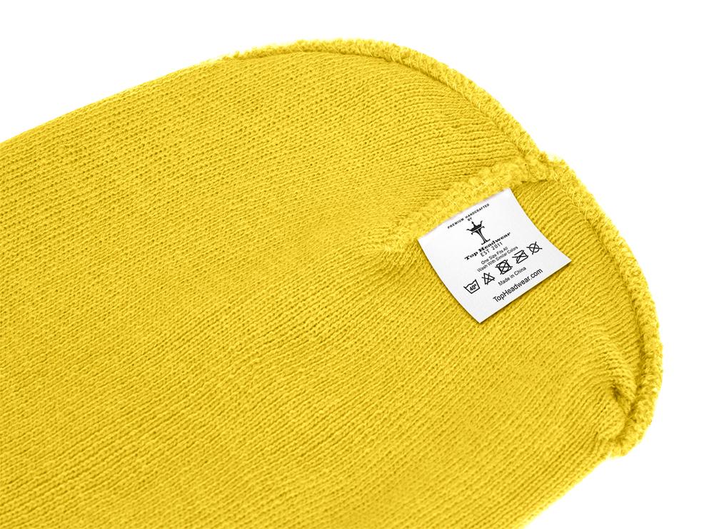 thumbnail 59 - Top Headwear Solid Winter Long Beanie - 12 Piece Wholesale