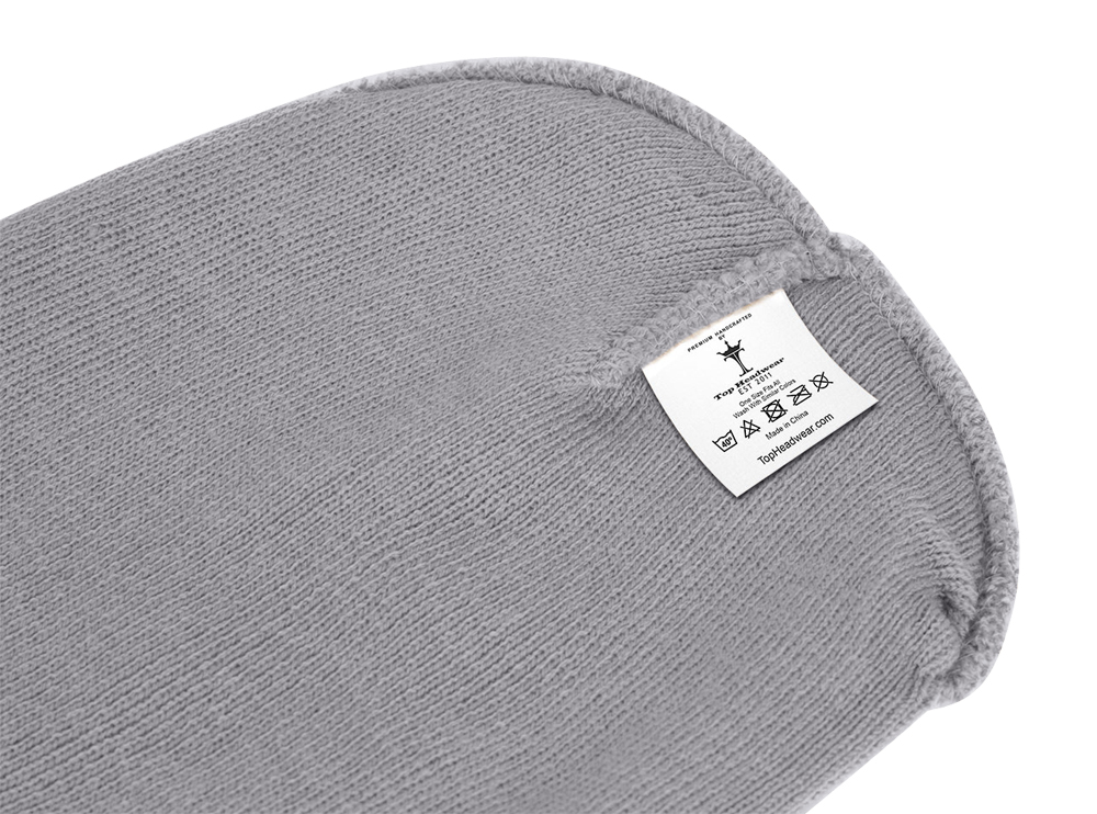 thumbnail 36 - Top Headwear Solid Winter Long Beanie - 12 Piece Wholesale