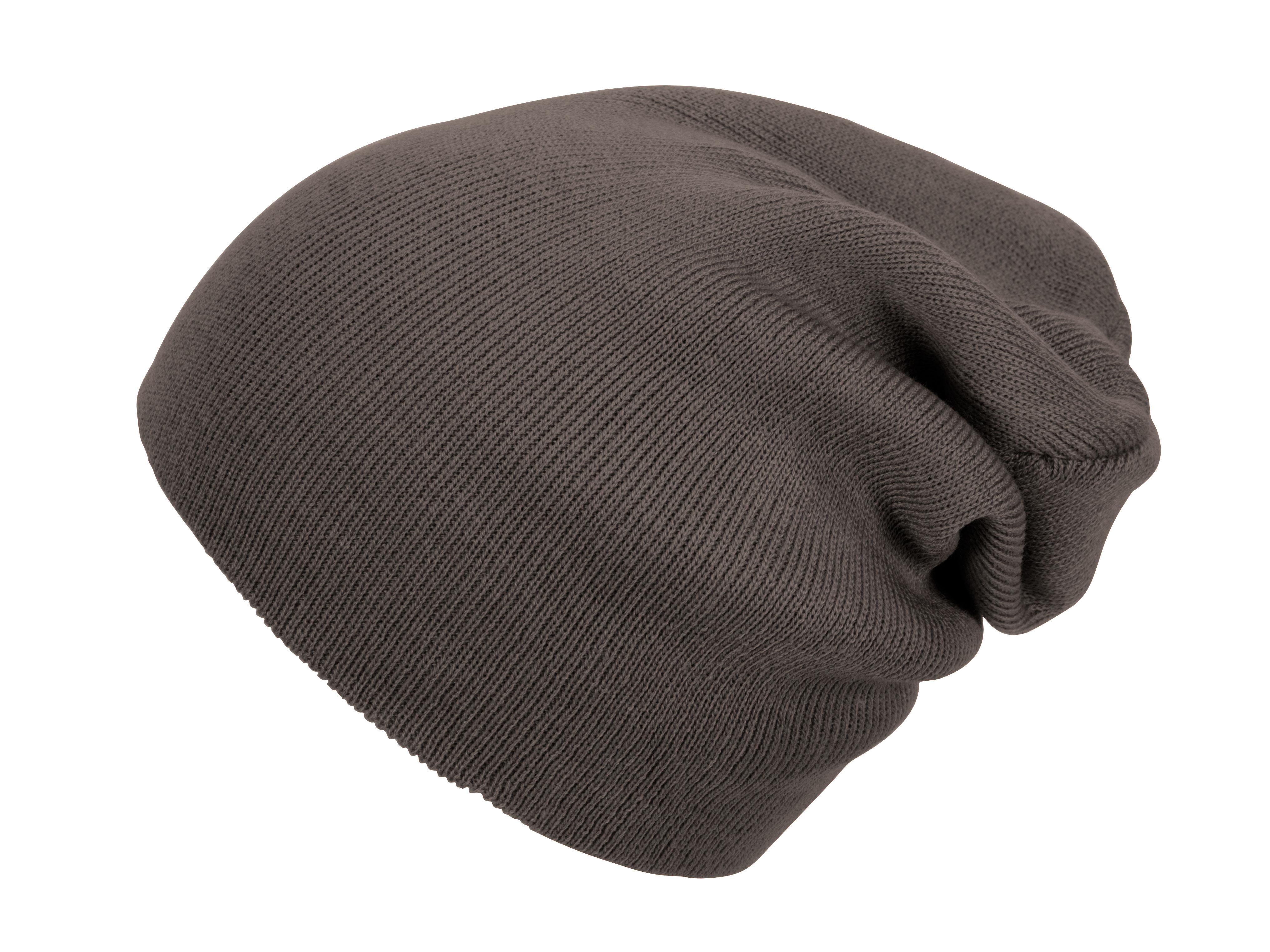 thumbnail 20 - Top Headwear Solid Winter Long Beanie - 12 Piece Wholesale