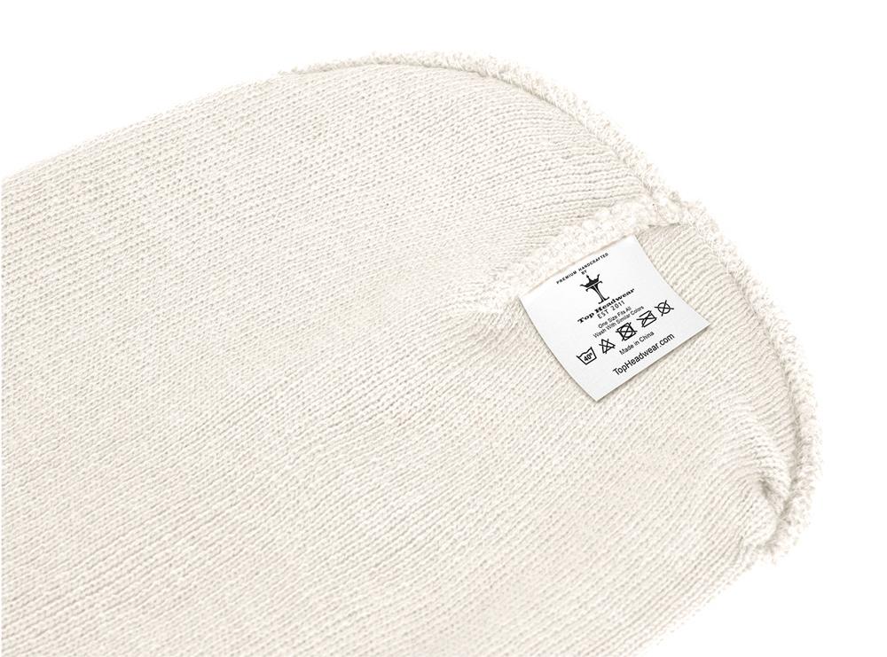 thumbnail 87 - Top Headwear Solid Winter Long Beanie - 12 Piece Wholesale