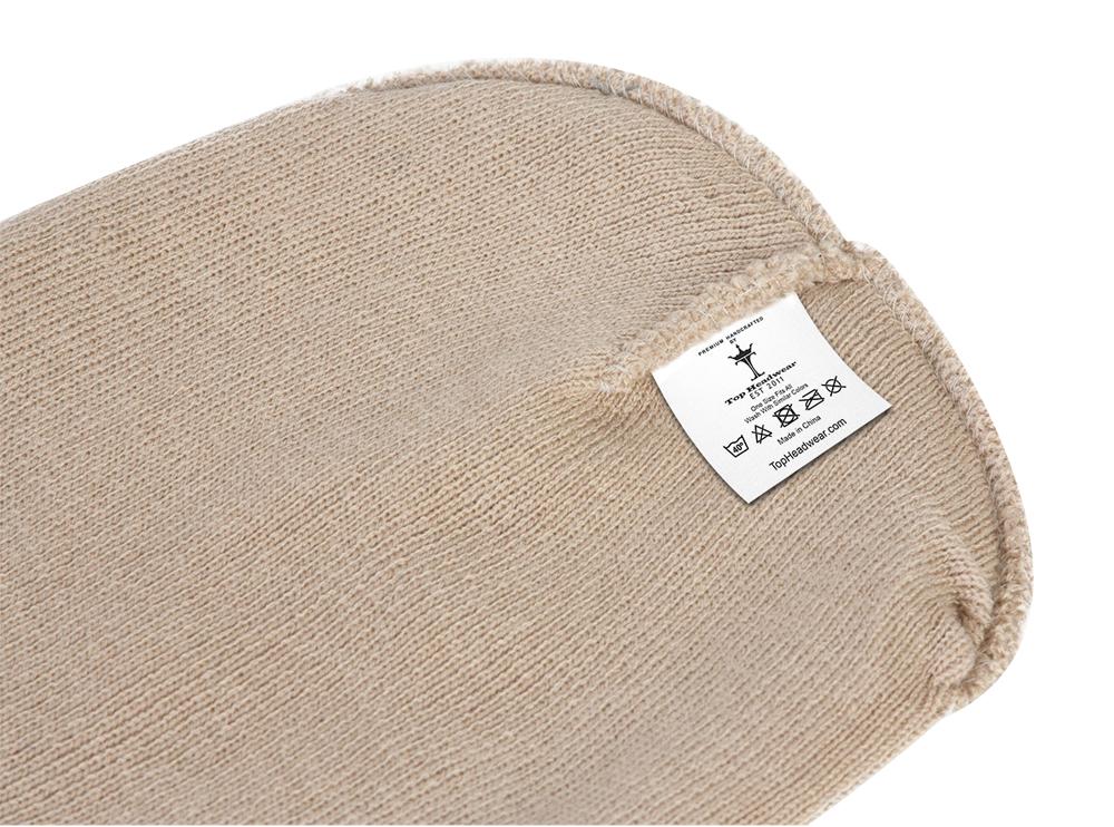 thumbnail 48 - Top Headwear Solid Winter Long Beanie - 12 Piece Wholesale
