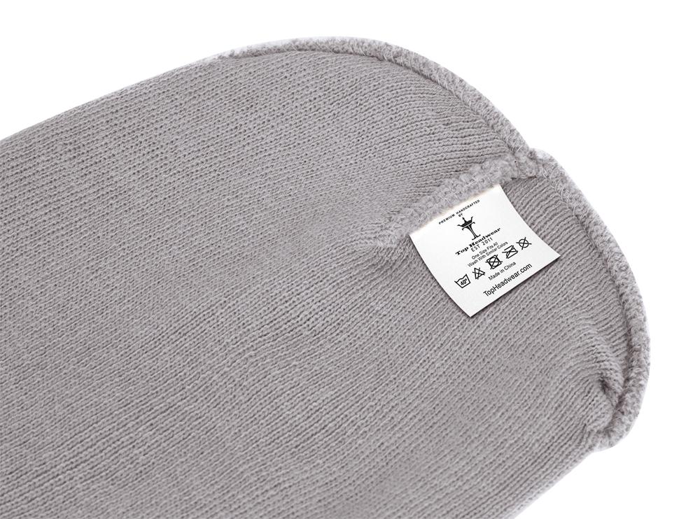 thumbnail 32 - Top Headwear Solid Winter Long Beanie - 12 Piece Wholesale