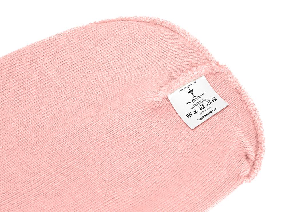 thumbnail 51 - Top Headwear Solid Winter Long Beanie - 12 Piece Wholesale