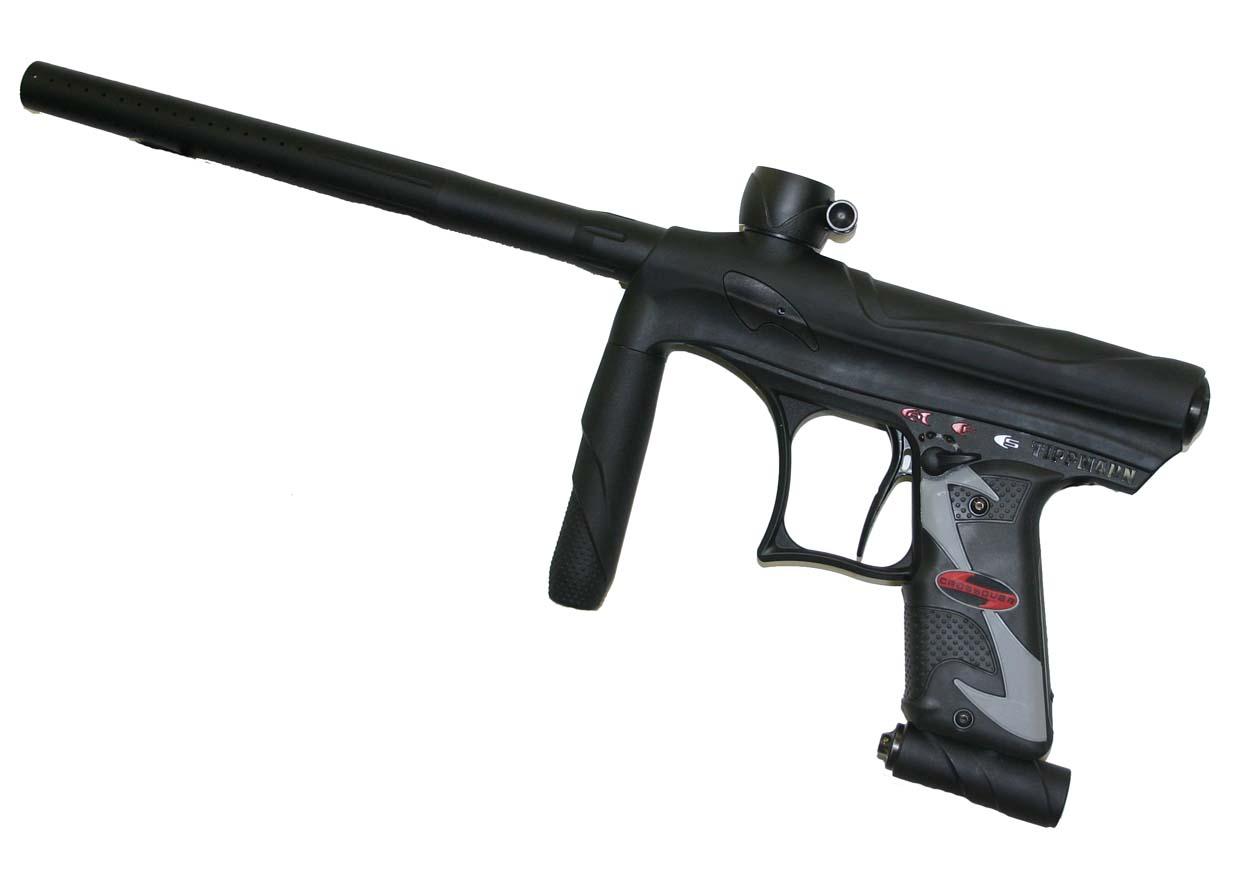 paintball gun - photo #8