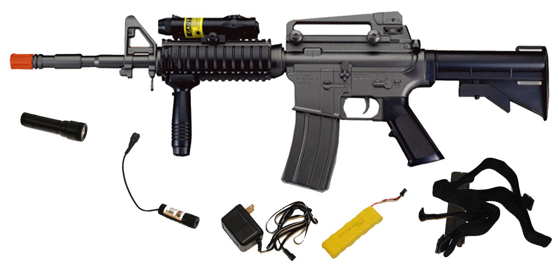 Electric Airsoft Guns - Bing images