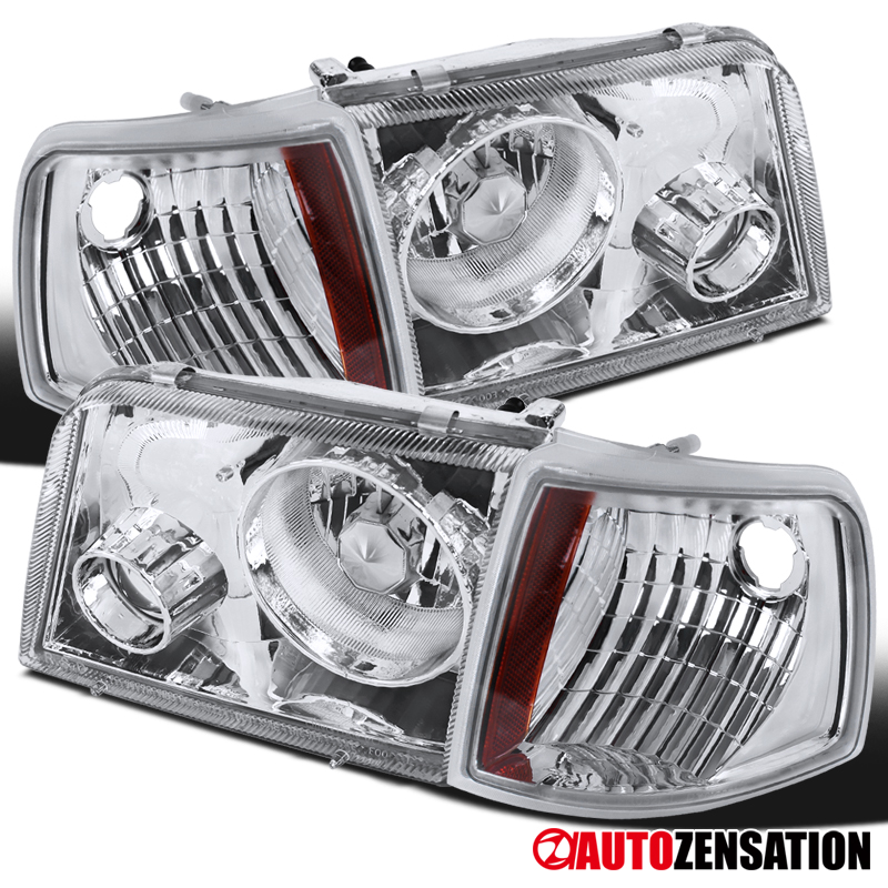 Auto Parts and Vehicles Car & Truck Headlights 93-97 Ford Ranger ...