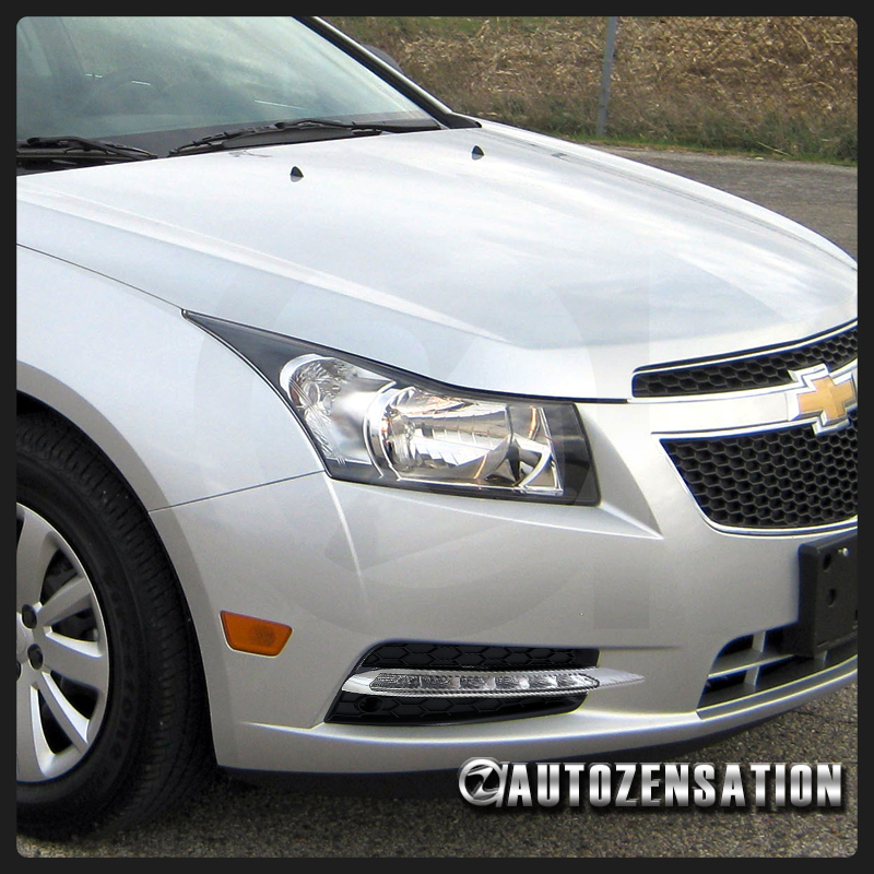 2011-2014 Chevy Cruze Halo+LED Light Strip Projector ...  |2014 Chevy Cruze Lights