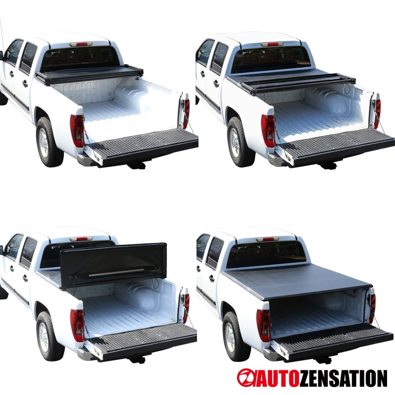 04-11 Chevy Colorado GMC Canyon 06-08 Isuzu Crew Cab