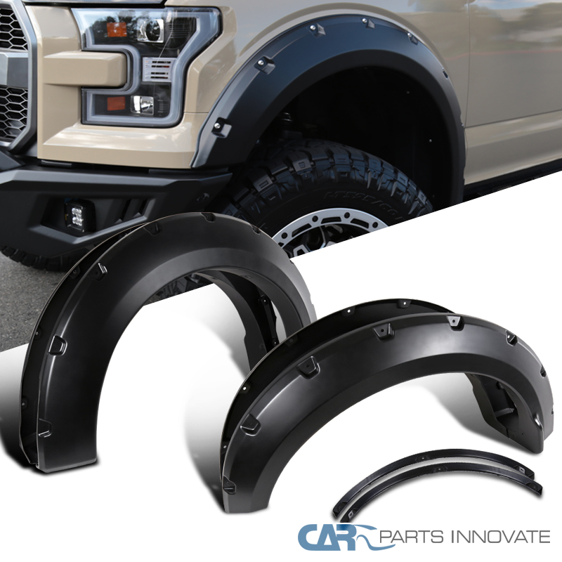 2015 2016 ford f150 styleside pickup pocket rivet bolt on. Black Bedroom Furniture Sets. Home Design Ideas