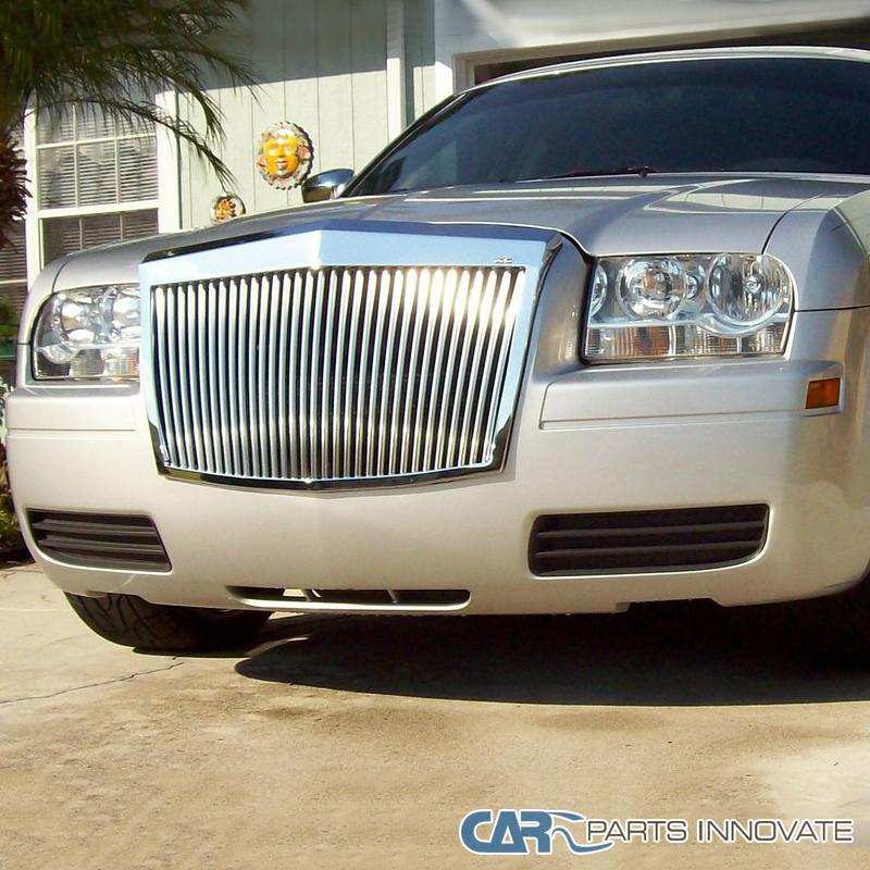 05-10 Chrysler 300 / 300C Chrome Vertical Phantom Style