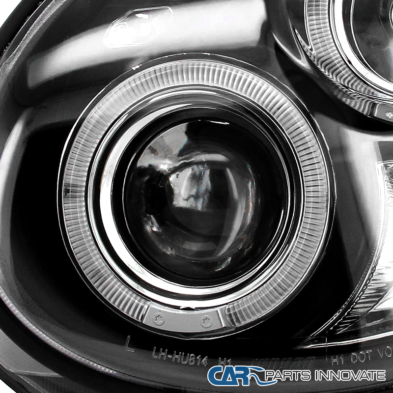 Per Subaru 2002-2003 Impreza Wrx Led Halo Projector-8352