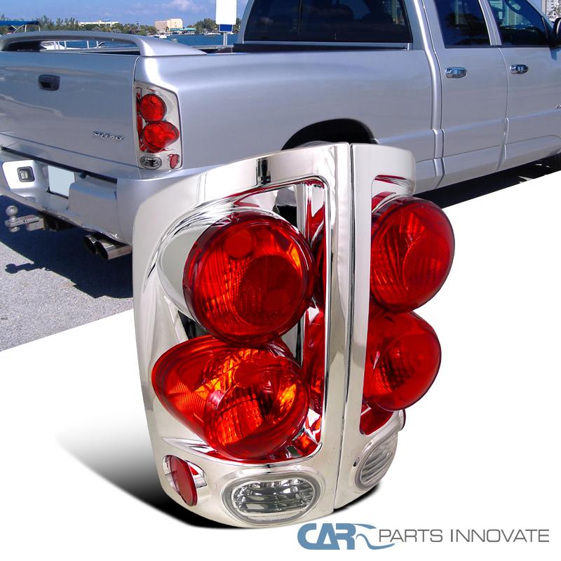 2005 Dodge RAM 3500 Tail Lights