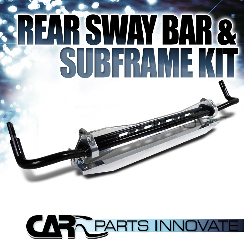 For 92-95 Civic Del Sol 94-01 Integra Rear Sway Bar Kit