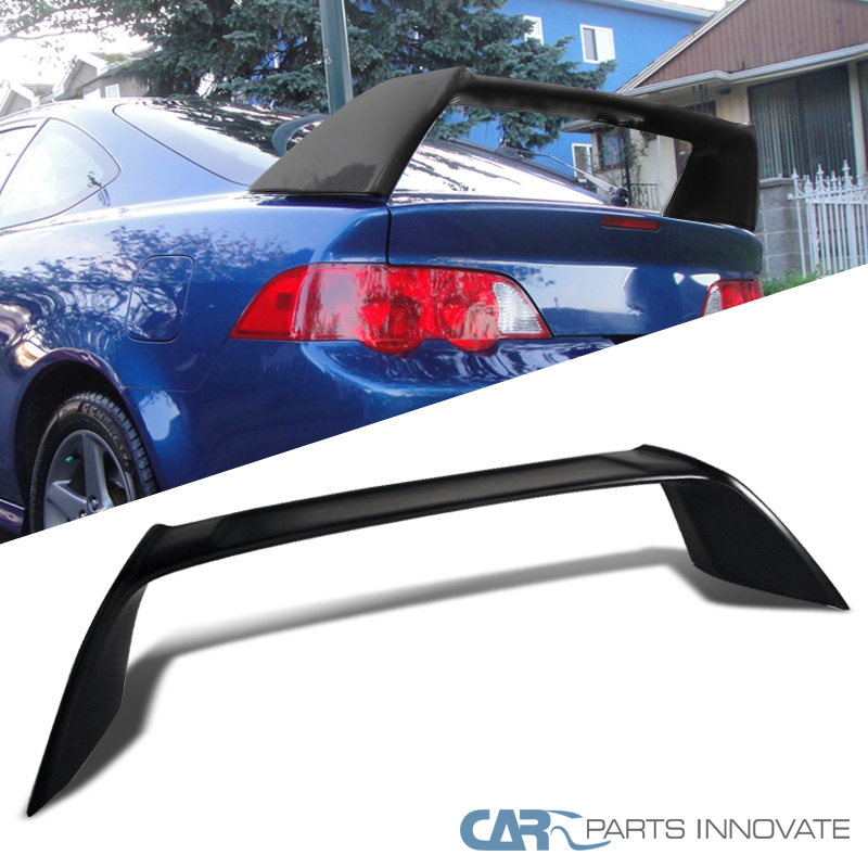 2002-2006 Acura RSX Fiber Glass Type Black Rear Trunk