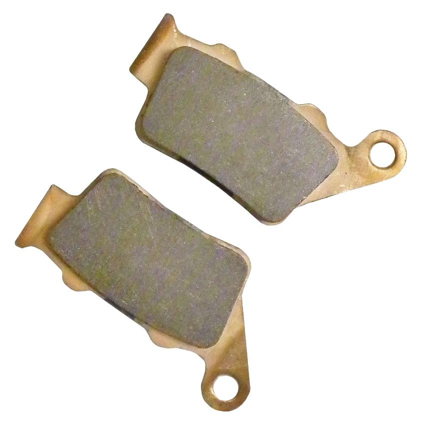 Front Rear Brake Pads For Husqvarna CR250 1999 CR125 1998 1999