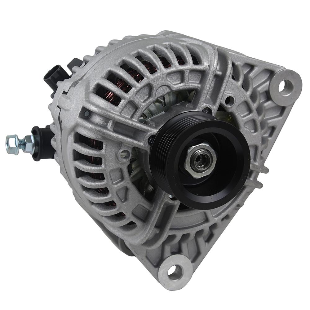 new high amp 180a alternator fits dodge ram 1500 5 7 03 06 0 124 525 006 tanga. Black Bedroom Furniture Sets. Home Design Ideas