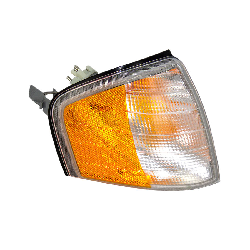 TYC 18-5924-00 Mercedes Benz C-Class Front Driver Side Replacement Parking//Signal Lamp Assembly