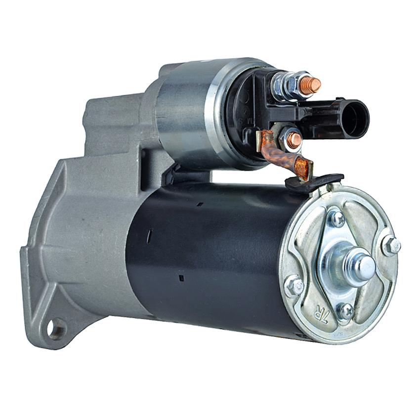 Automotive Car & Truck Parts ispacegoa.com NEW STARTER FITS AUDI ...