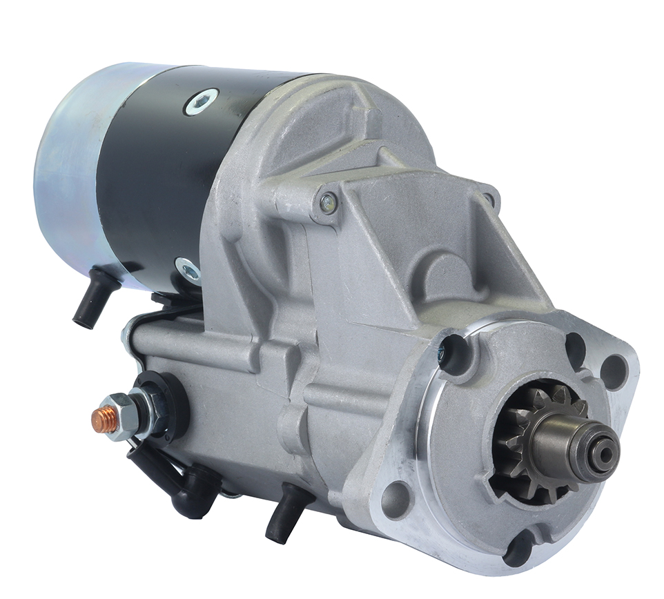 New 12v 11t Cw Starter Motor Industrial Engines Kubota