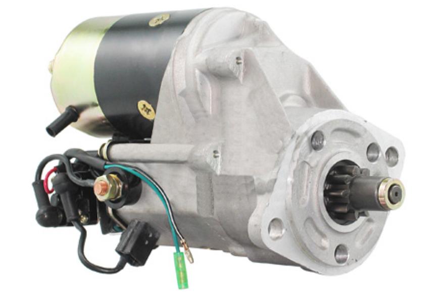 NEW 24V STARTER MOTOR FITS KOMATSU CRAWLER D20 D21 D31 D40 D41 D45 600-813-3660