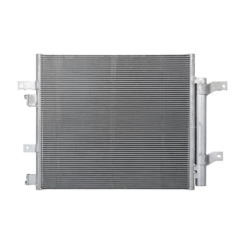 A//C Condenser-Auto Trans Performance Radiator 4715