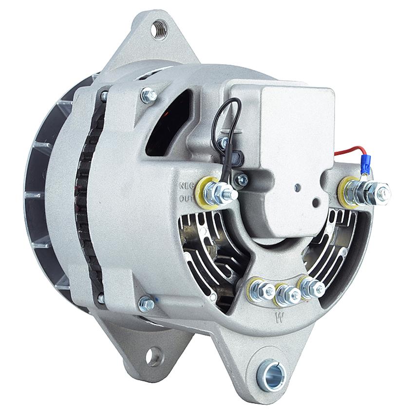 New Alternator for Cummins 8.3L ISC Peterbilt 320 98 99 00 01 02 03 1998-2003
