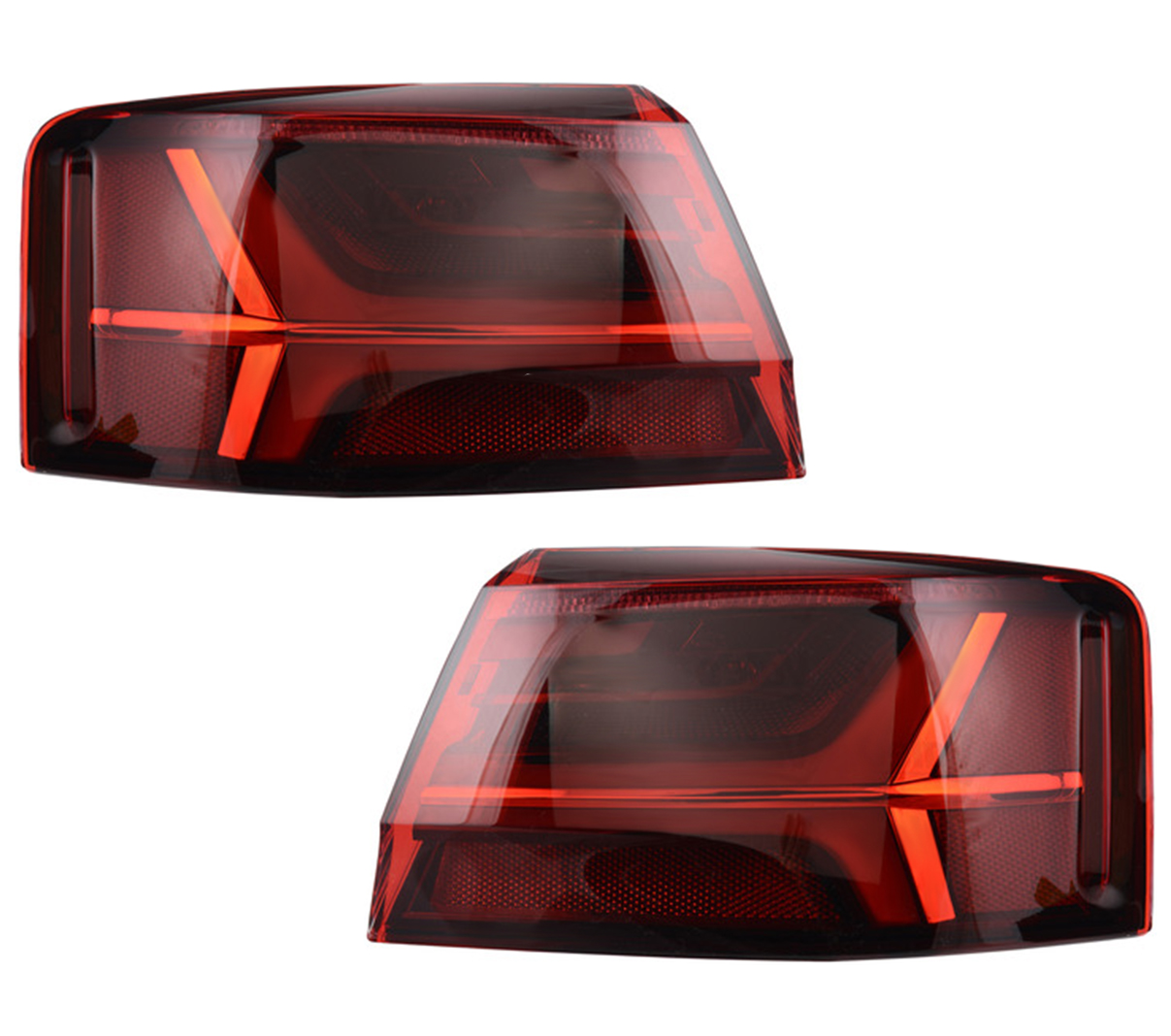 NEW OEM VALEO OUTER TAIL LIGHT PAIR FITS AUDI A6 QUATTRO